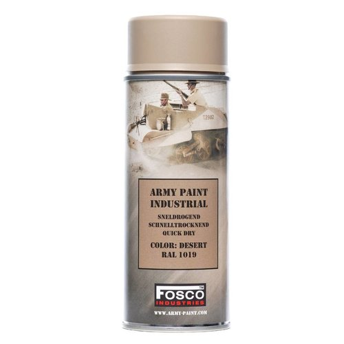 Fosco Fosco Army Paint 400ml - Desert RAL1019
