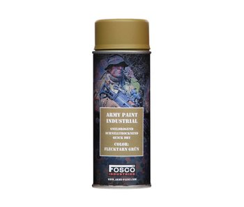 Fosco Army Paint 400ml - Flecktarn Grün