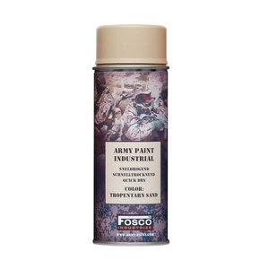 Fosco Fosco Army Paint 400ml - Tropentarn Sand