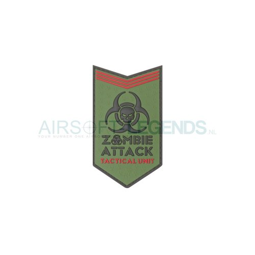 JTG JTG Zombie Attack Rubber Patch Forest