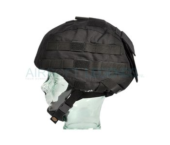Invader Gear Raptor Helmet Cover Black