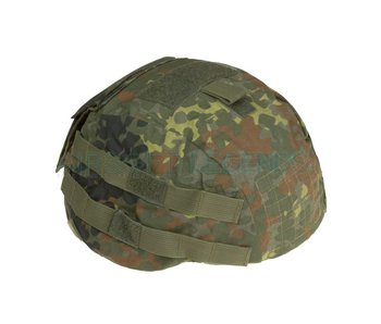 Invader Gear Raptor Helmet Cover Flecktarn