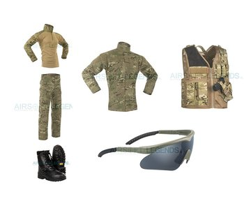 Airsoft Beginner Set