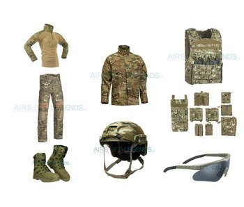 Airsoft Advanced Set