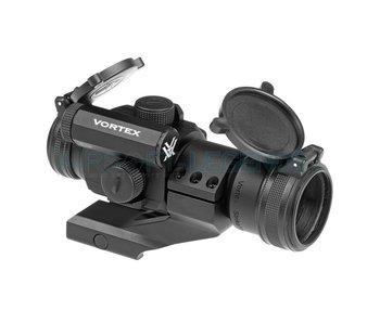 Vortex Optics Strike Fire II Red Dot Sight BR Co-Witness