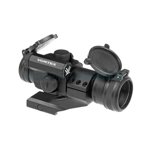 Vortex Optics Vortex Optics Strike Fire II Red Dot Sight BR Co-Witness