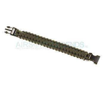 Invader Gear Paracord Bracelet OD