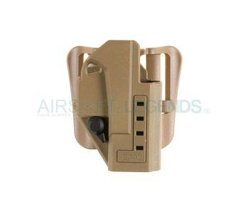 CAA Tactical SH Multi Retention Holster for Glock Khaki