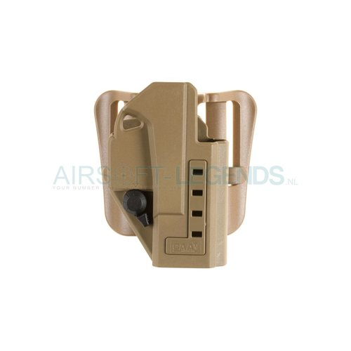 CAA Tactical CAA Tactical SH Multi Retention Holster for Glock Khaki