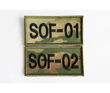 Custom Callsign patches