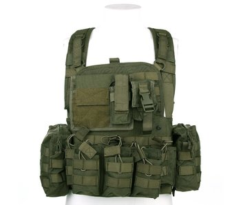 101Inc. Chest Rig Operator