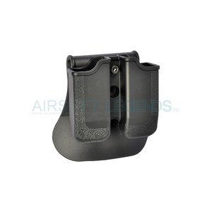 IMI Defense IMI Defence Double Row Double Magazine Pouch Type I