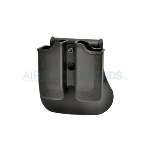 IMI Defense IMI Defence Double Row Double Magazine Pouch Type II