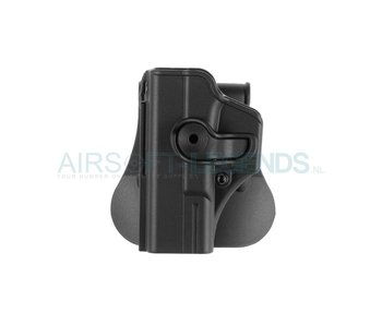 IMI Defence Roto Paddle Holster for Glock 19 Left