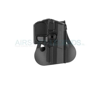 IMI Defence Roto Paddle Holster for Walther PPQ