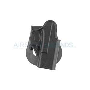 IMI Defense IMI Defence Paddle Holster for Glock 17