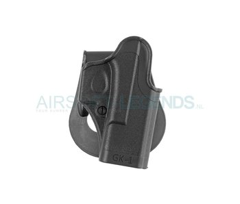 IMI Defence Paddle Holster for Glock 17