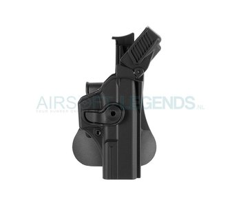 IMI Defence Level 3 Retention Holster for Glock 17