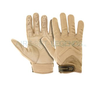 Invader Gear Shooting Gloves Tan