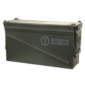 Airsoft-Legends Ammo Box US Large 40MM Cartridges
