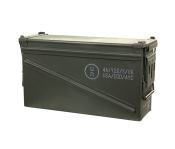 Ammo Box US Large 40MM Cartridges