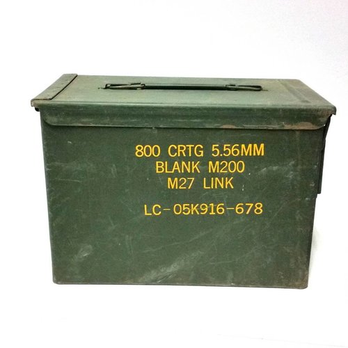 Airsoft-Legends 5.56mm ammunition Box 800 CRTG