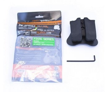 Nuprol F Series P226 Double Magazine Pouch