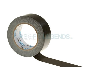Pro Tapes Mil Spec Duct Tape 2 Inches x 30 yd OD Green