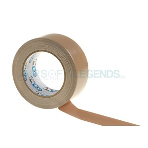 Pro Tapes Pro Tapes Mil Spec Duct Tape 2 Inches x 30 yd Tan