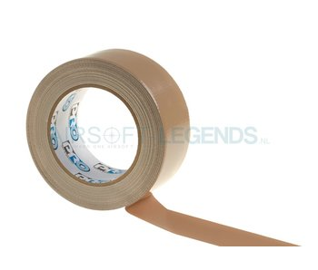 Pro Tapes Mil Spec Duct Tape 2 Inches x 30 yd Tan