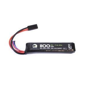 NUPROL Nuprol LiPo 7.4V 1100Mah 20C Stick type
