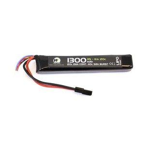 NUPROL Nuprol LiPo 11.1V 1300Mah 20C Stick type
