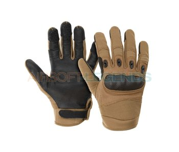 Invader Gear Assault Gloves Tan