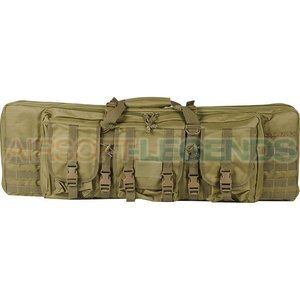 "Valken Falcons Tactical 42"" Double Gun Bag Tan"