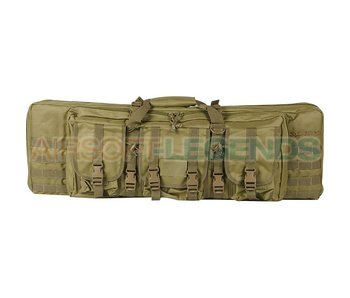 """Falcons Tactical 42"""" Double Gun Bag Tan"""