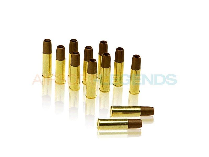 Dan Wesson Low Power Revolver Shells 25pcs