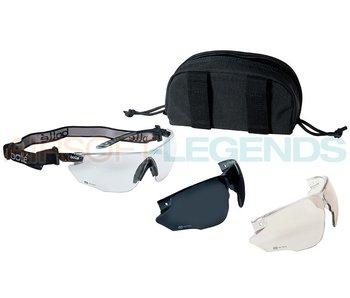 Bollé Tactical Combat Kit Black