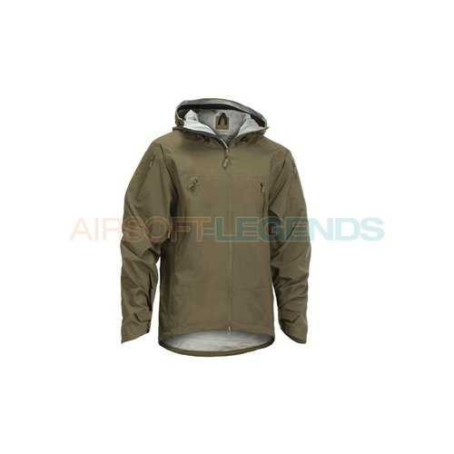Clawgear Clawgear Melierax Hardshell Jacket RAL7013