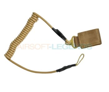 Pirate Arms Pistol Lanyard Tan