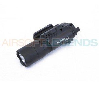 WE Nuprol NP NX300 Pistol Torch Black