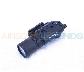 WE Nuprol NP NX200 Pistol Torch Black