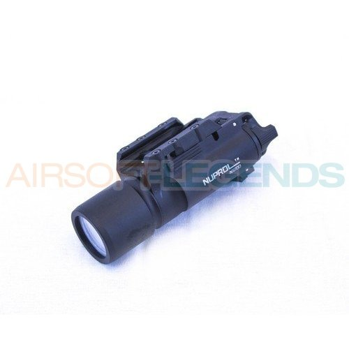 WE WE Nuprol NP NX200 Pistol Torch Black