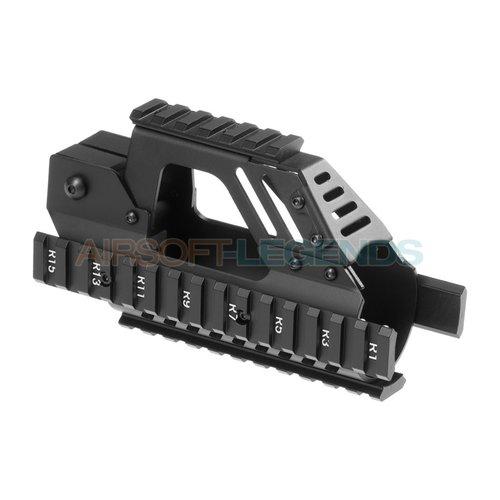 Battle Axe Battle Axe P90 RIS