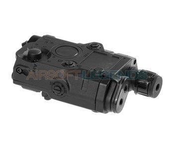 Battle Axe AN/PEQ-15 Battery Case Black