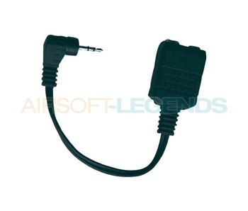 A-L Adapter Kabel Topcom - Midland