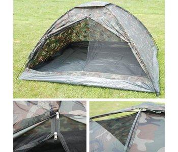 Fosco 4 person tent woodland