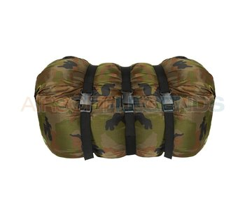 Fosco Pilot sleeping bag woodland