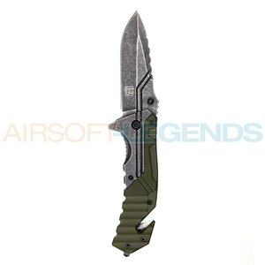 101Inc. 101Inc Knife Viper BF210142 Green