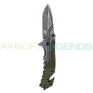 101Inc. 101Inc Zakmes Viper BF210142 Green