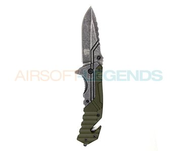 101Inc Knife Viper BF210142 Green